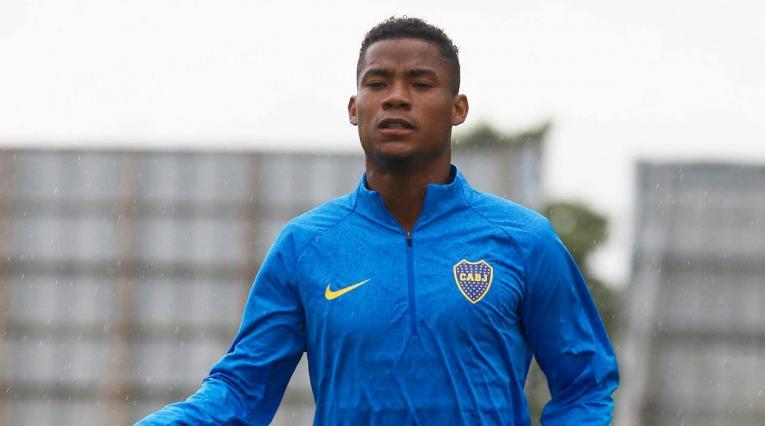 Wilmar Barrios, jugador de Boca Juniors