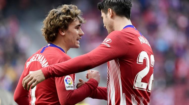 Atlético de Madrid vs Villarreal - Liga Española