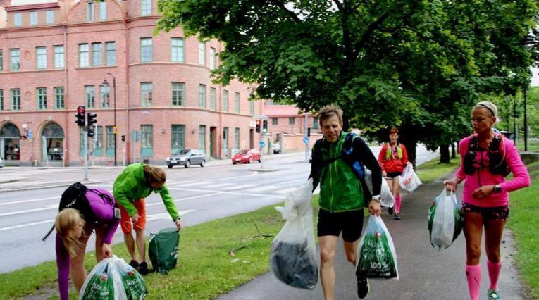 Plogging, el nuevo deporte que ayuda la protección del medio ambiente