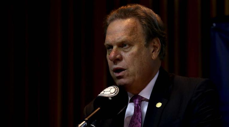 Ramón Jesurún, presidente de FCF