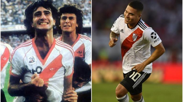 Norberto 'Beto' Alonso y Juan Fernando Quintero