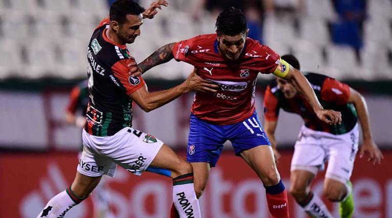 Independiente Medellín vs Palestino - Copa Libertadores 2019