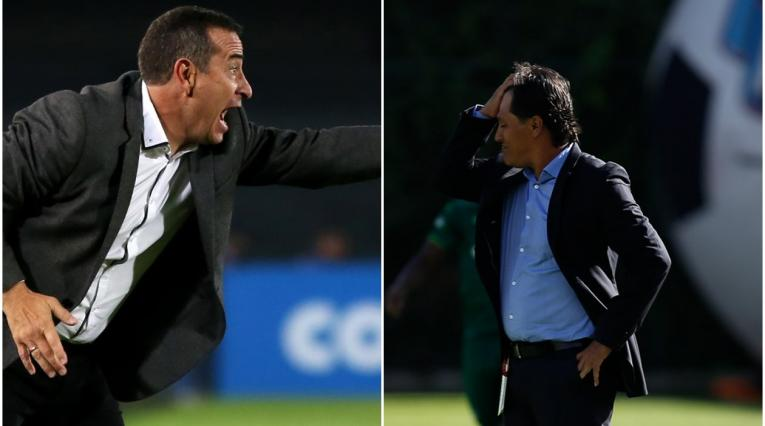 Guillermo Sanguinetti y Flabio Torres