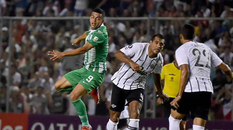 Omar Duarte - Atlético Nacional
