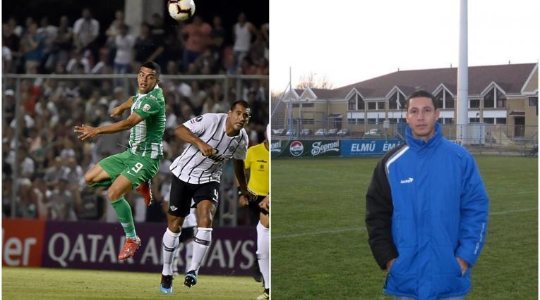 Omar Duarte y Jaime Pabón - Atlético Nacional