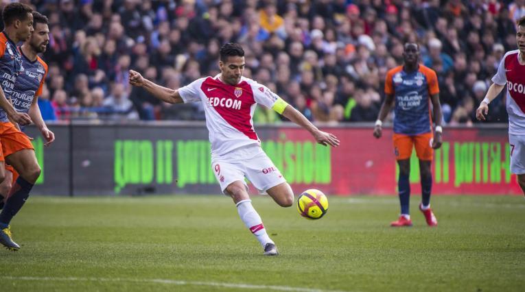 Falcao García, jugador del Mónaco