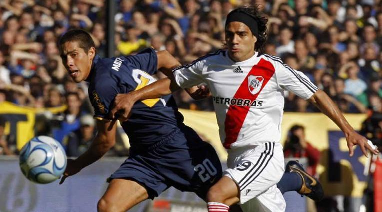 Falcao García - River Plate 2007
