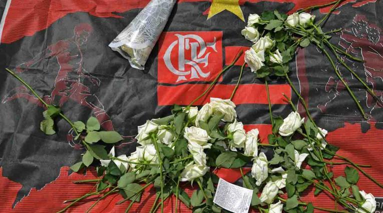 Bandera de Flamengo