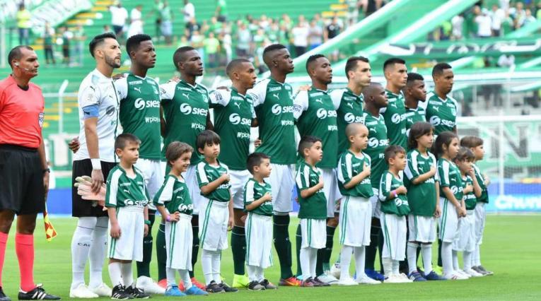 Deportivo Cali empató por la mínima diferencia ante Atlético Huila