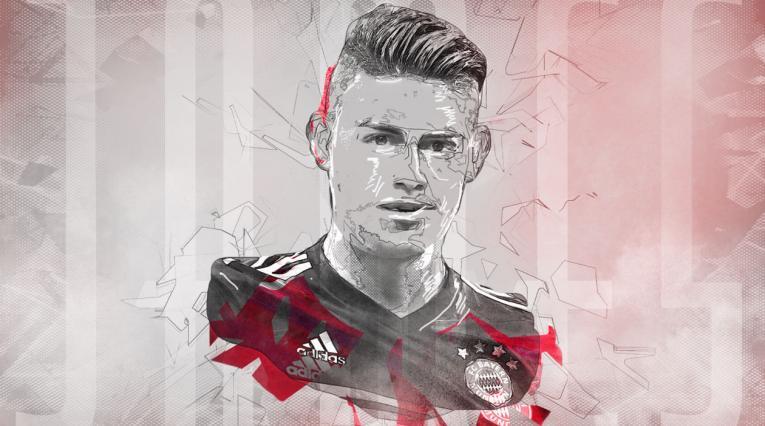 James Rodríguez cumple diez años de haber debutado en el fútbol internacional