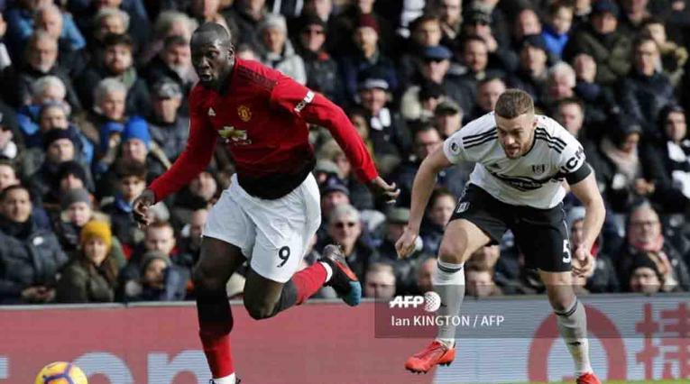 Manchester United - Romelu Lukaku