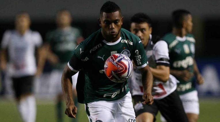 Miguel Borja, delantero colombiano