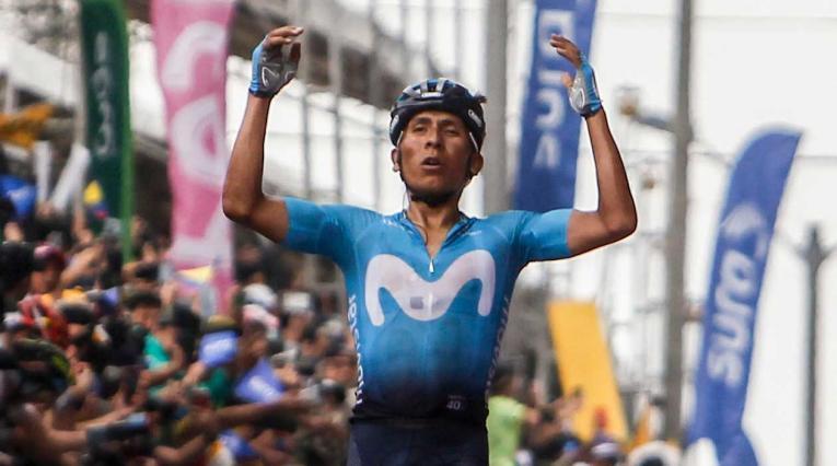 Nairo Quintana participará en la Vuelta a España