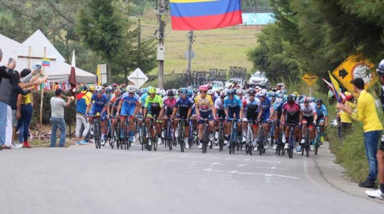 Tour Colombia 2.1, segunda etapa