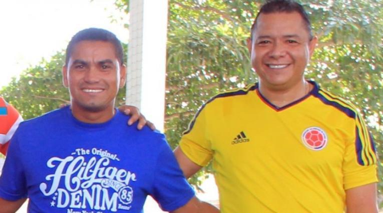 Víctor Danilo Pacheco y Valenciano