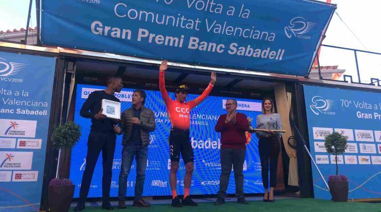 Greg Van Avermaet, ciclista belga