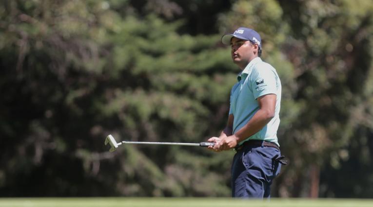 Juan Sebastián Muñoz, golfista bogotano