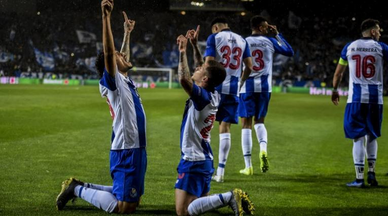 Porto vs Roma - Champions League