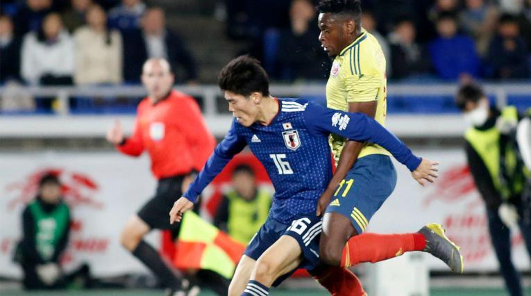 Colombia jugará ahora ante Corea del Sur, luego del juego frente a Japón