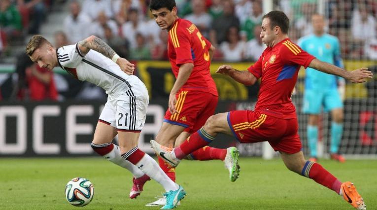 Armenia vs Alemania, UEFA