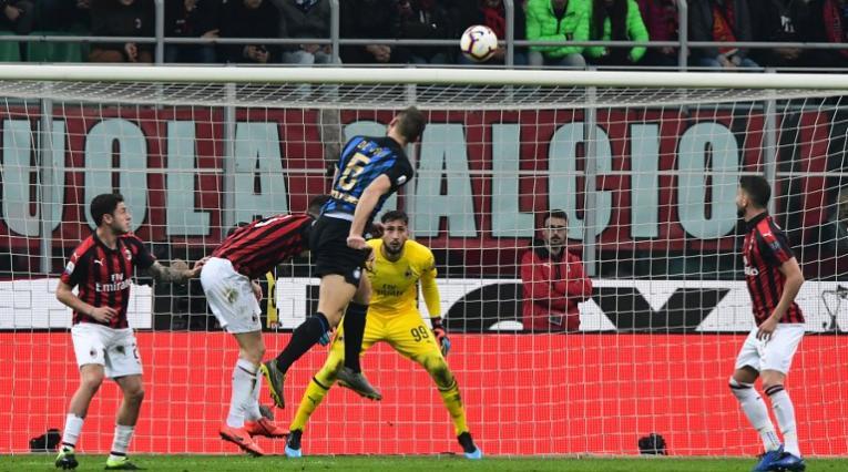 Milan vs Inter, Serie A 2018/19