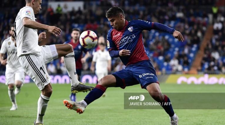Real Madrid vs Huesca 2019