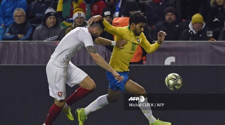República Checa vs Brasil