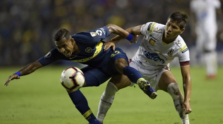Sebastián Villa - Boca vs Tolima