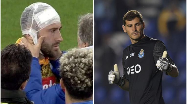 David Ospina e Iker Casillas