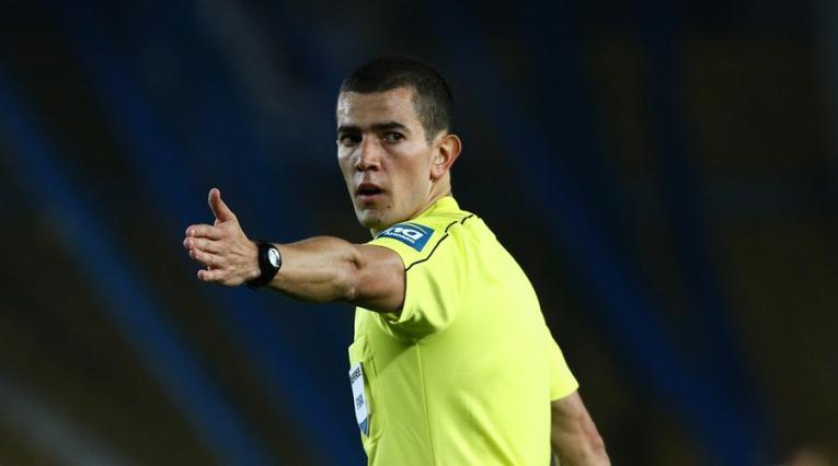 Andrés Rojas, árbitro bogotano