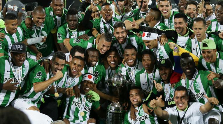 Atlético Nacional - Campeón Copa Libertadores 2016