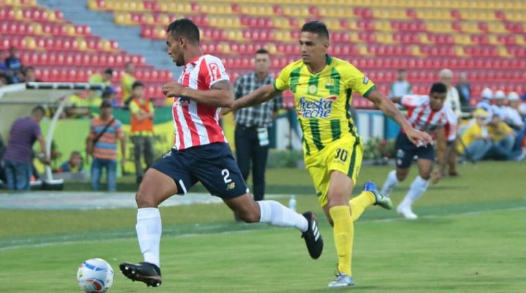 Junior vs Bucaramanga - Liga Águila