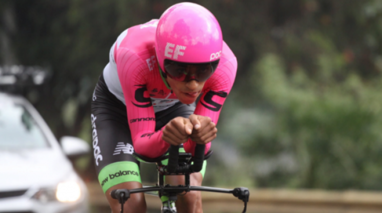 Daniel Martínez, ciclista colombiano