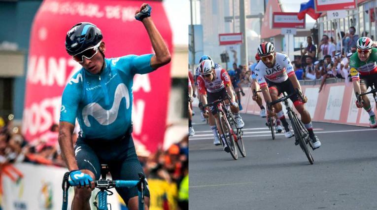 Dayer Quintana y Fernando Gaviria
