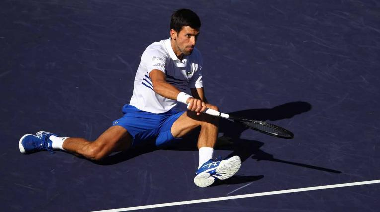 Novak Djokovic - Indian Wells 2019