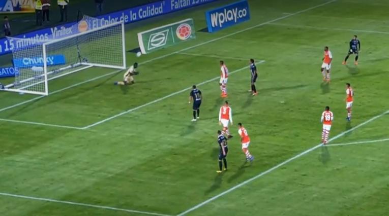 Santa Fe vs Once Caldas - Liga Águila 2019