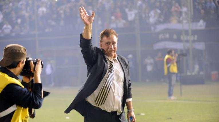 Ever Hugo Almeida, director técnico de Rionegro Águilas
