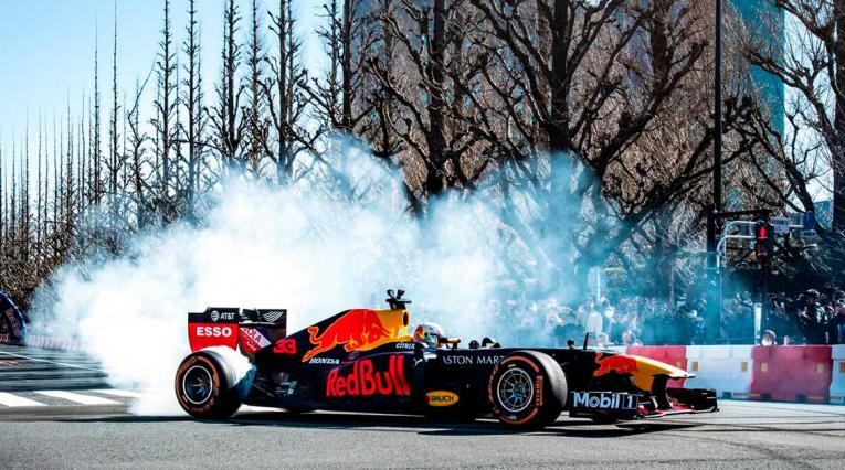 Max Vertasppen con Red Bull podría dar la sorpresa en la temporada de Fórmula 1 2019
