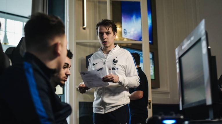 Selección de Francia eSports