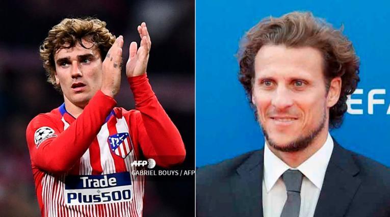 Diego Forlán asegurá que Antoine Griezmann jugará en el Ínter de Milán