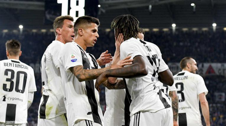 Juventus derrotó a Empoli