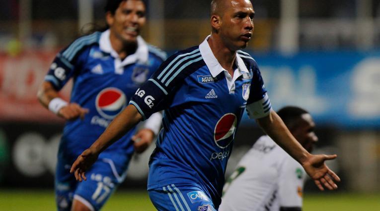 Mayer Candelo, exfutbolista colombiano