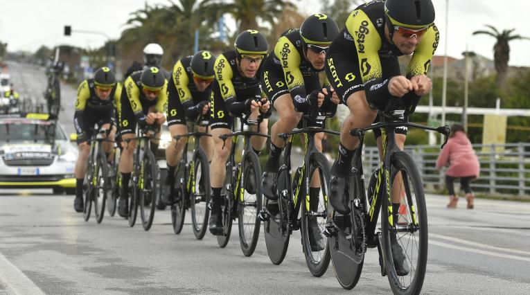 Team Mitchelton Scott