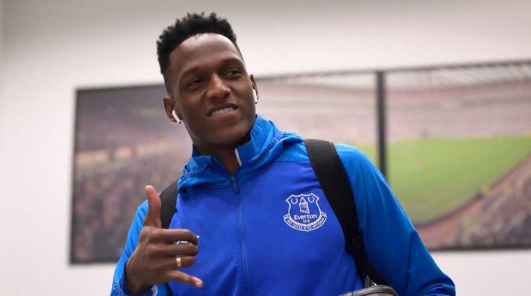 Yerry Mina - Everton 2019