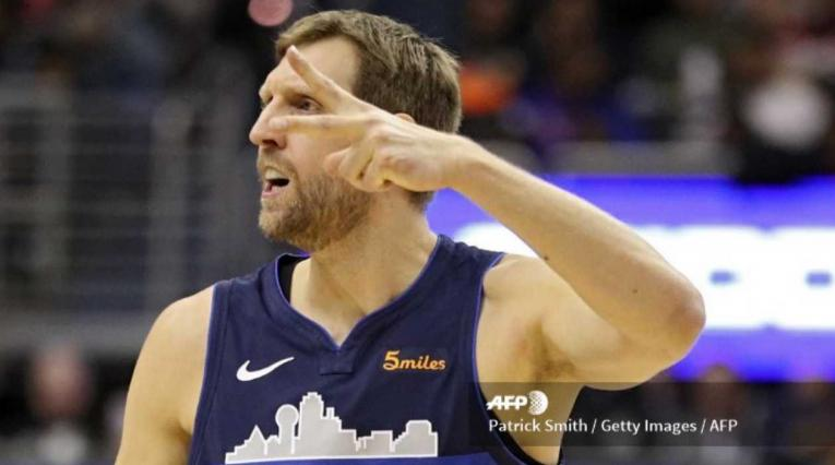 Dirk Nowitzki - Dallas Mavericks