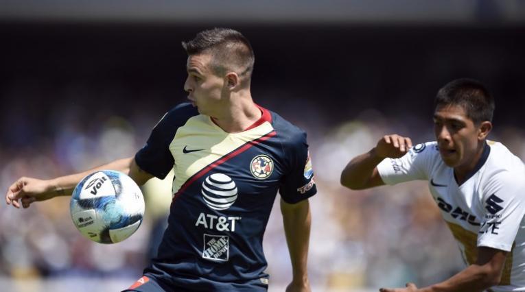 Nicolás Benedetti, colombiano en el América de México