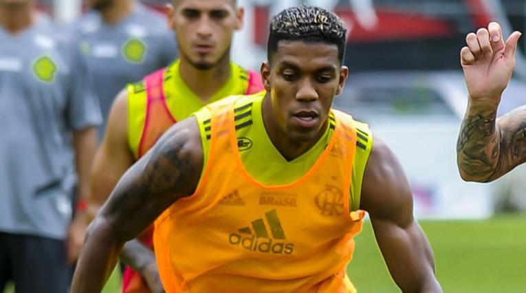 Orlando Berrío - Flamengo
