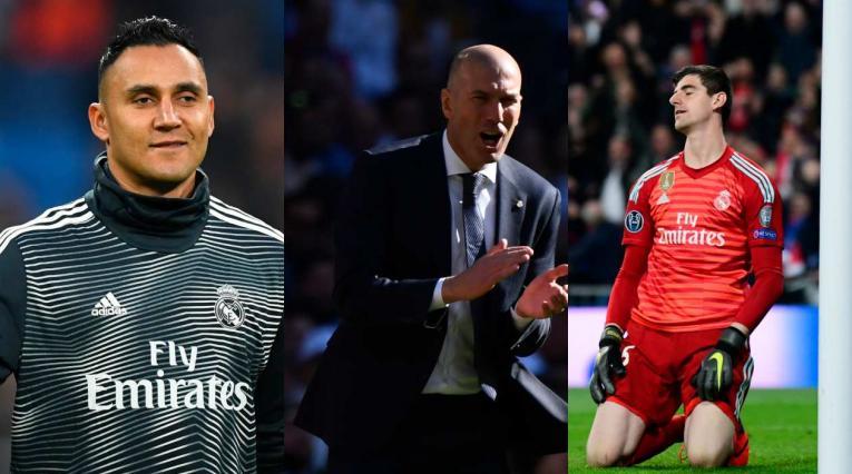Porteros de Real Madrid