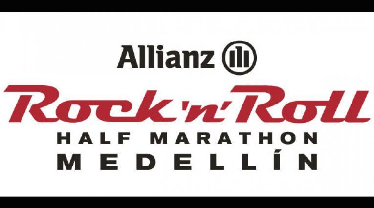 Allianz Rock n' Roll Half Marathon Medellín