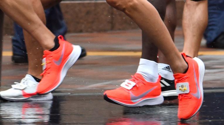 Elegir los tenis adecuados para la práctica del 'running' se ha convertido en un aspecto indispensable